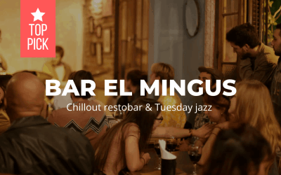 Bar El Mingus - Chill Out Restobar e Tuesday Jazz