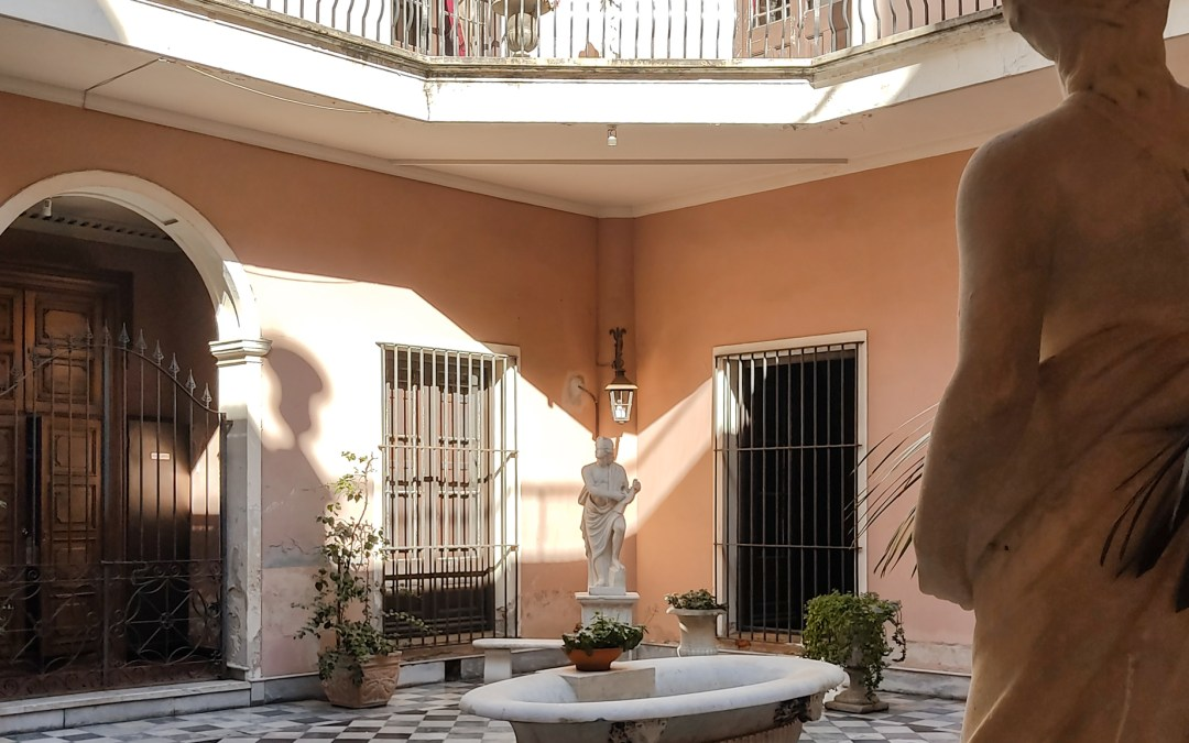 Montevideo's Romantic Museum, aka the Marble Palace