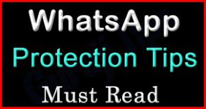 WhatsApp Protection Tips