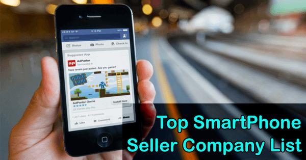 best smartphone company