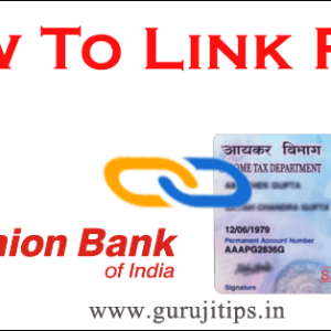 link pan with union bank