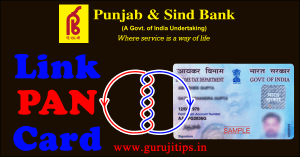 link psb with pan number