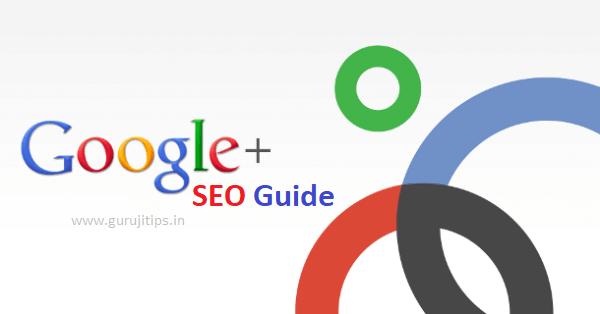 google plus seo guide