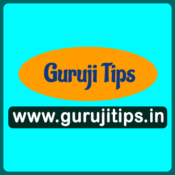 Guruji Tips Logo