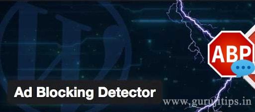 ad blocking detector