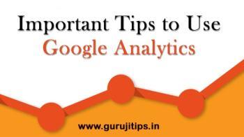 analytics tips