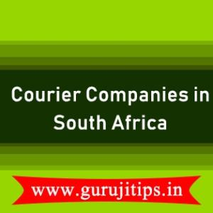 courier companies in south africa