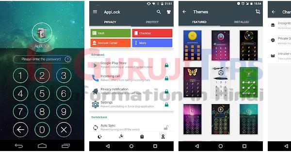 applock android app