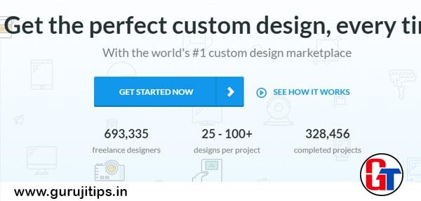 designcrowd design job