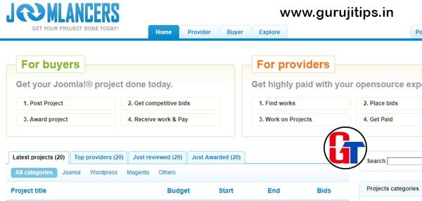 joomlancers development jobs