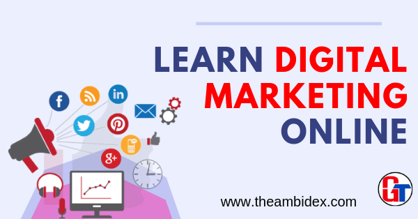 learn digital marketing online