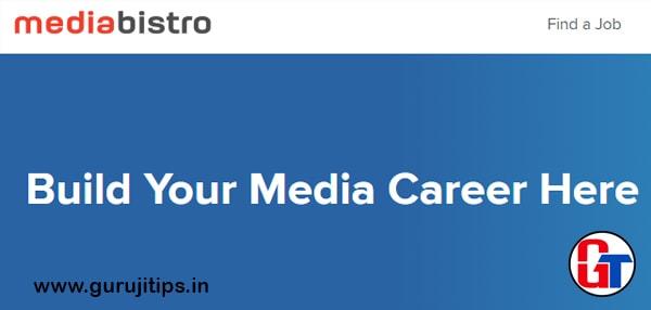 media bistro content writing job