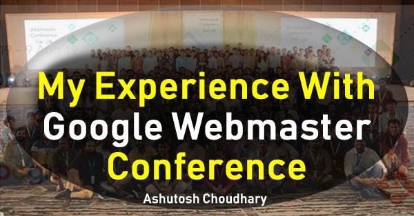 webmaster conference 2019 delhi