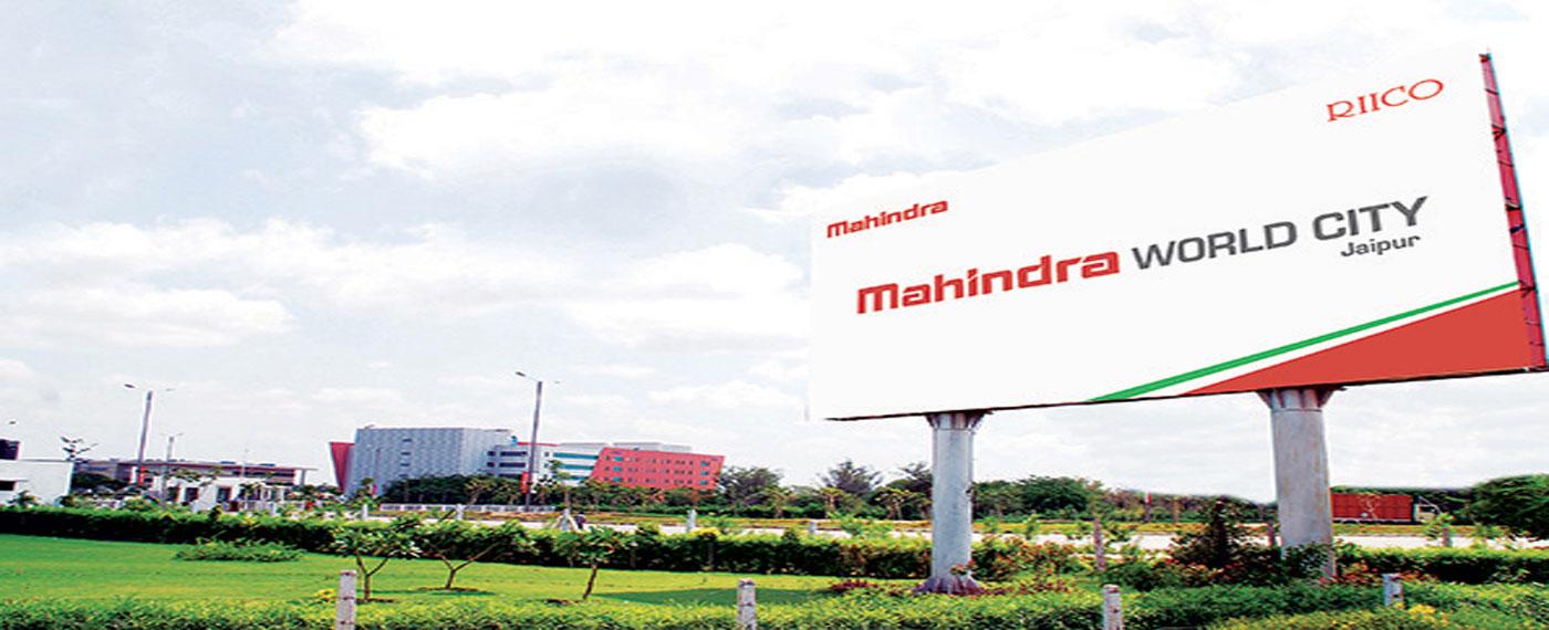 SEZ 150 SQ MTR Plots in SEZ Mahindra World City Paldi Parsa E -Block Ajmer Road Jaipur