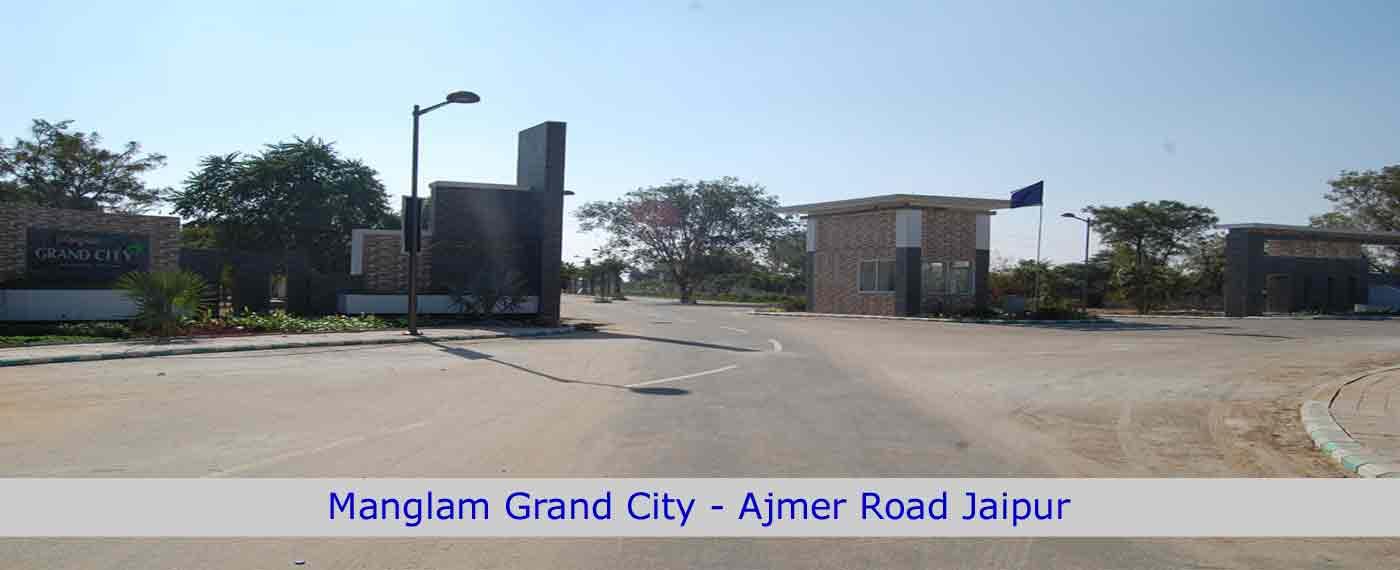 Manglam Grand City Jaipur Jda Approved Plots for Sale Ajmer Road