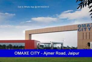 Omaxe City Jaipur Plots, Flats & Villas for Sale Ajmer Road Jaipur
