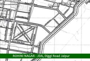 Rohini Nagar Jda Scheme Jaipur Plots for Sale Renwal Diggi Road Jaipur