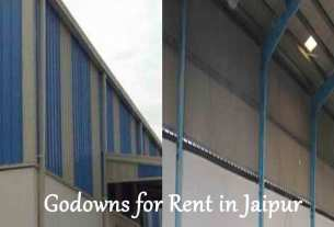 Godowns for Rent / Lease in Jaipur