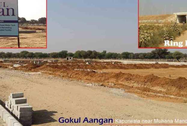 Gokul Aangan Jda Approved Plots in Kapurwala Muhana Mandi Jaipur