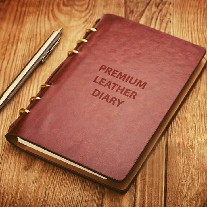 premium-leather-diary