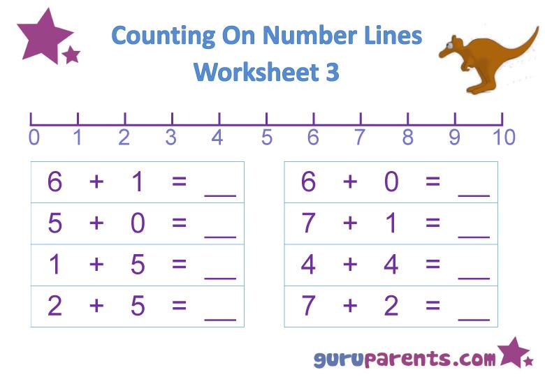 Numbers 0 20 Worksheet Ordering