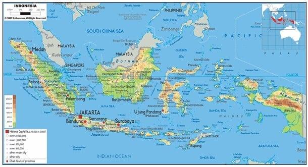 37+ peta indonesia lengkap dengan komponen peta. Pengertian Peta Fungsi Komponen Jenis Dan Cara Membaca