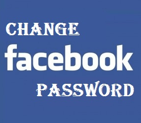 Steps On How To Change Facebook Account Password