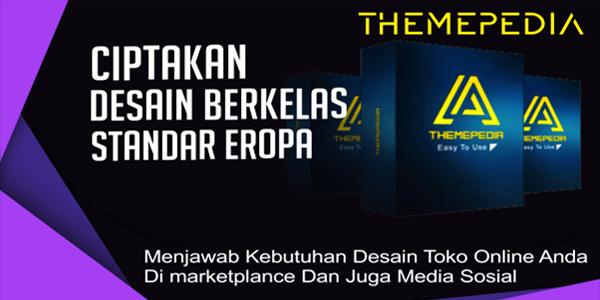 themepedia, desain berkelas