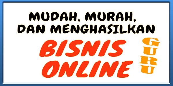bisnis online bagi guru