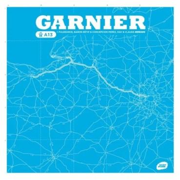 Laurent Garnier a punto con su nuevo proyecto, A13