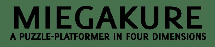 Miegakure-title