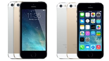 Goophone i5S, la copia china del iPhone 5S