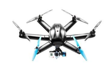 Hexo+, el dron que te sigue y que graba todo lo que quieras