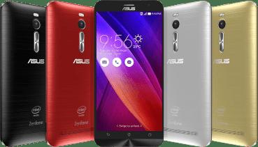 Asus Zenfone 2, el primer smartphone con 4 GB de memoria RAM