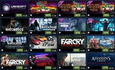 Fin de semana de grandes descuentos en juegos de Ubisoft
