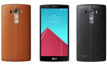 Filtrado el LG G4. Detalles completos de su diseño
