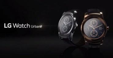 LG G Watch Urbane, listo  para venderse en la tienda de Google