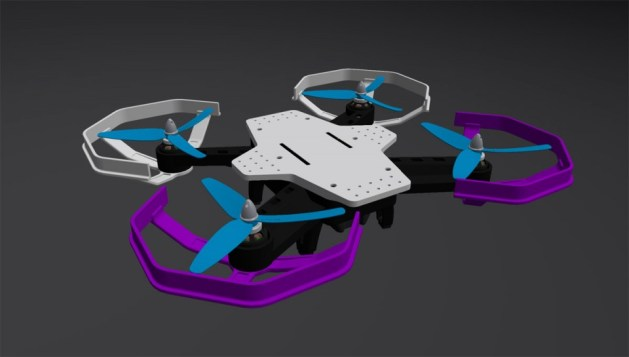 Eedu-drone