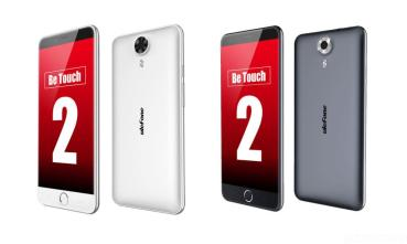 Ulephone Be Touch 2, casi igual que el iPhone 6