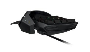 Nuevo pad mecánico Razer Orbweaver Chroma, para un control infinito