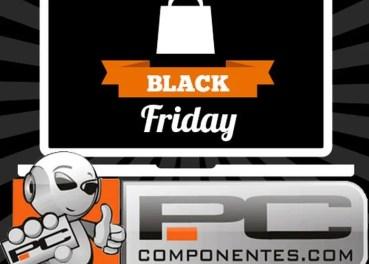 Black Friday en PcComponentes, 27 de noviembre