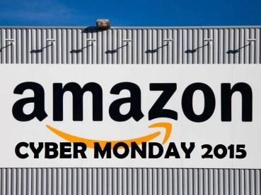Cyber Monday en Amazon España, 30 de noviembre