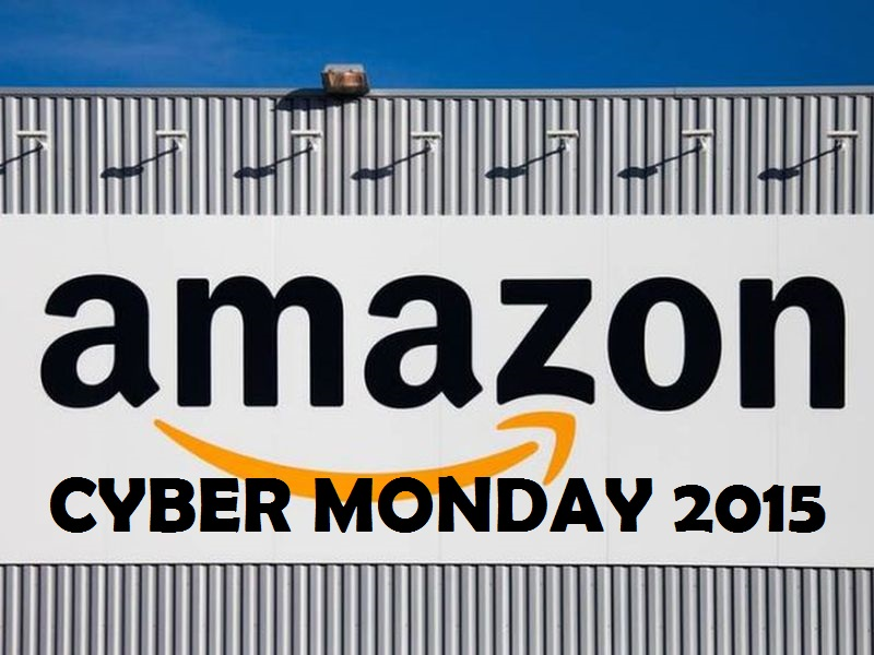 AMAZON ESPAÑA CYBER MONDAY
