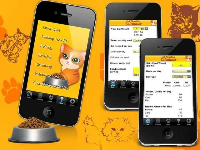 cats-nutrition-calculator
