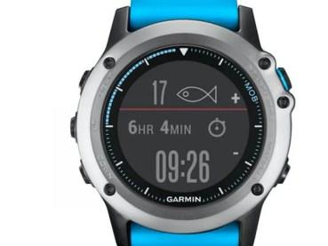 Quatix 3, el smartwatch para los amantes de los deportes marinos
