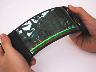 ReFlex, el primer móvil realmente flexible es una realidad