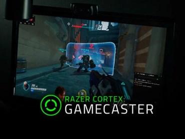 Llega Razer Cortex: Gamecaster, un software de retransmisión en streaming hecho por y para jugadores