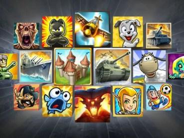 HandyGames: 16 años, 16 céntimos, 16 juegos Android