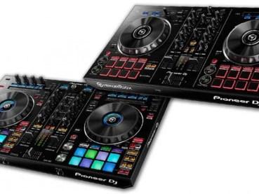 Pioneer DDJ-RR y DDJ-RB, dos nuevos controladores con Recordbox DJ