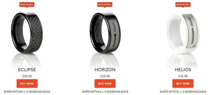 anillo nfc ring